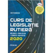 Curs de legislatie rutiera 2020, pentru obtinerea permisului de conducere auto Dan Teodorescu