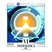 MATEMATICA- Manual pentru clasa a VI-a-Niculae Ghiciu