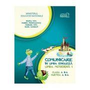 Comunicare în LIMBA ENGLEZĂ. Manual pentru clasa a II-a. Partea a II-a (cu CD)