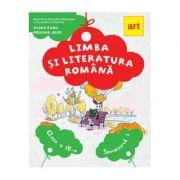 LIMBA ȘI LITERATURA ROMÂNĂ. Manual pentru clasa a IV-a. Semestrul I (cu CD)