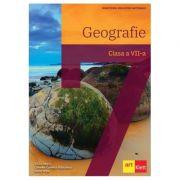 Geografie. Manual pentru clasa a VII-a CÂȘTIGĂTOR al Licitației din 2019