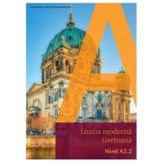 Limba modernă GERMANĂ, A2. 2 CÂȘTIGĂTOR al Licitației din 2019