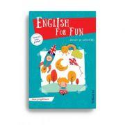 English for Fun – Jocuri si activitati pentru clasa pregatitoare