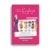 Limba modernă engleză – clasa a III-a. Manualul profesorului