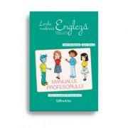 Limba modernă engleză – clasa a IV-a. Manualul profesorului
