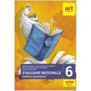 Evaluarea națională la finalul clasei a VI-a. Competența mea de lectură