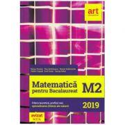 Bacalaureat. MATEMATICĂ M2 - Filiera teoretică, profilul real, specializarea științe ale naturii.