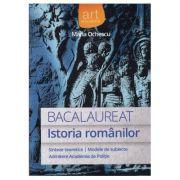 Bacalaureat. ISTORIA românilor