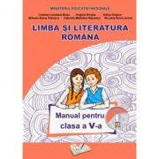 Limba și Literatura Română - Manual pentru clasa a V-a