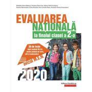Evaluarea Națională 2020 la finalul clasei a II-a. 30 de teste după modelul M. E. N. pentru probele de scris, citit și matematică