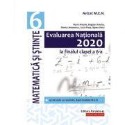 Evaluarea Națională 2020 la finalul clasei a VI-a. Matematică și Științe