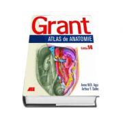 Grant. Atlas de anatomie (Editia a 14)