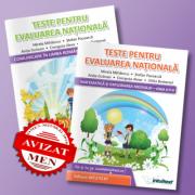 Teste de matematica si limba romana pentru Evaluarea Nationala de clasa a 2-a