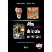 Atlas şcolar de istorie universală / Manea