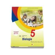 Biologie, manual pentru clasa a V-a.