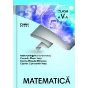 Matematică. Caietul elevului pentru clasa a V-a