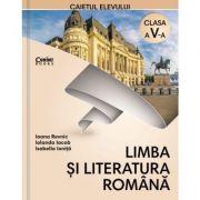 Limba și literatura română. Caietul elevului pentru clasa a V-a