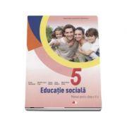Educatie sociala, manual pentru clasa a V-a - Liliana Zascheievici