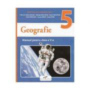 Geografie. Clasa 5. Manual + CD - Marius C. Neacsu,