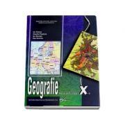 Geografie, manual pentru clasa a X-a