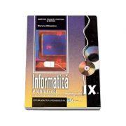 Informatică, manual pentru clasa a IX-a, Profilul real (specializarea: matematică informatică, ştiinţe ale naturii)