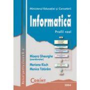 Informatică - Manual pentru clasa a IX-a