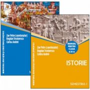 Istorie. Manual pentru clasa a IV-a (sem. I şi al II-lea)