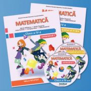 Matematică - Manual pentru clasa a IV‑a NOU