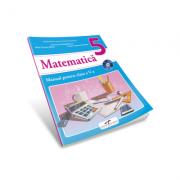 Matematica, manual pentru clasa a V-a.