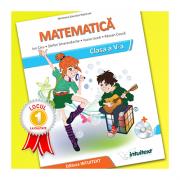 Matematica manual clasa a V-a. Ion Cicu