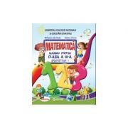 Matematica. Manual pentru clasa a III-a - partea I + partea a II-a (R. Chiran, M. A. RAdu