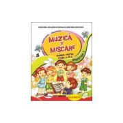 Muzica si miscare. Manual pentru clasa a III-a(sem I+sem II)