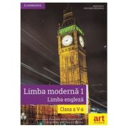 Limba moderna 1. Limba engleza, manual pentru clasa a V-a