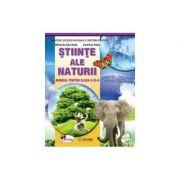 Stiinte ale naturii. Manual pentru clasa a III-a, partea I + partea a II-a