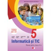 Informatică și TIC. Manual. Clasa a V-a
