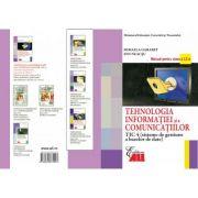 Tehnologia informației și comunicației, sisteme de gestiune a bazelor de date (TIC 4). Manual pentru clasa a XII-a