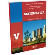 Matematică, Manual pentru clasa a V-a