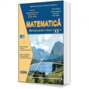 Matematica. Manual M1 (Cl. a XII-a)