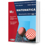 Matematică M2. Manual pentru clasa a XII-a