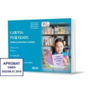 CAIETUL PRIETENOS. Limba şi literatura română. Clasa a V-a. Partea 1