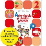 Arte vizuale și abilități practice. Manual. Clasa a II-a (semestrul II) (conține CD)