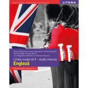 Limba modernă 1 - studiu intensiv - Limba engleză. Manual. Clasa a VI-a