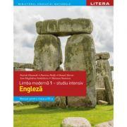 Limba modernă 1 - studiu intensiv - Limba engleză. Manual. Clasa a VII-a