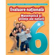 Matematică și științe ale naturii. Teste pentru evaluarea națională. Clasa a VI-a