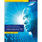 Informatică și TIC. Manual. Clasa a VII-a