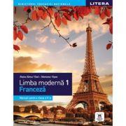 Limba modernă 1 - Limba franceză. Manual. Clasa a V-a