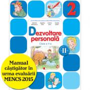 Dezvoltare personală. Manual. Clasa a II-a (semestrul II) (conține CD)