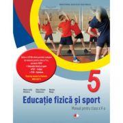 Educație Fizică și Sport. Manual. Clasa a V-a