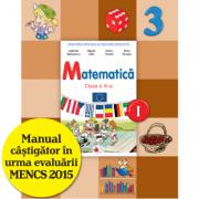 Matematică. Manual. Clasa a III-a (semestrul I) (conține CD)