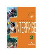 Enterprise 2 Manualul elevului cl 6 -a